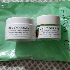 "NWOT Farmacy ""Greens"" Duo mini"